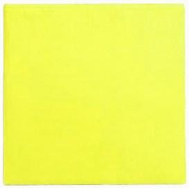 Serwetki Papierowe 2 Warstwi 25x25cm Żółty (50 Sztuk)