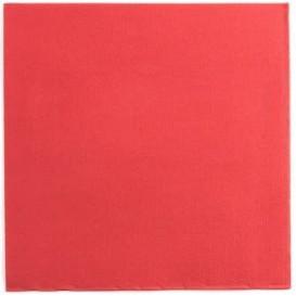 Serwetki Papierowe 2 Warstwi 25x25cm 2C Czerwerne (2100 Sztuk)