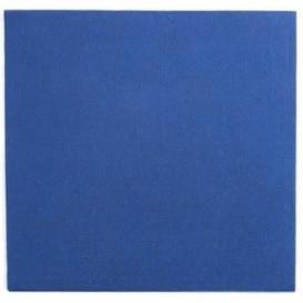 Serwetki Papierowe 2 Warstwi 25x25cm 2C Niebieski (1400 Sztuk)