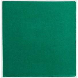 Serwetki Papierowe 2 Warstwi 25x25cm Zielone (1400 Sztuk)
