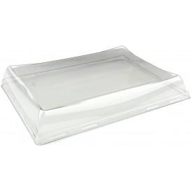 Pokrywka Plastikowe PET na Tacki 220x160mm (50 Sztuk)