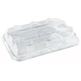 Pokrywka Plastikowe Przezroczyste Tacki 350x240mm (50 Sztuk)