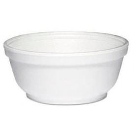 Miska Termiczna Styropianowe Białe 8Oz/240 ml Ø11cm (50 Sztuk)