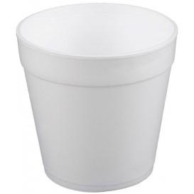 Miski Termiczni Styropianowe Białe 32Oz/950ml Ø12,7cm (25 Sztuk)