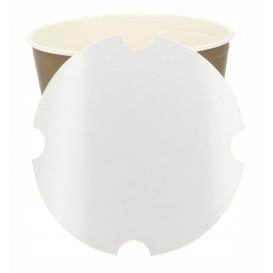 Pokrywką Kartonowe na Wiadra Kurczak 3990ml (100 Sztuk)