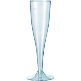 Kieliszki Premium Plastikowe do Wina Musującego i Wino 115ml 1P (10 Sztuk)
