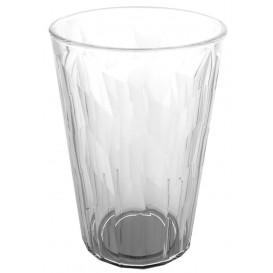 """Kubki Wielokrotnego Użytku SAN """"Granity"""" Ice Przezroczyste 420 ml (5 Sztuk)"""