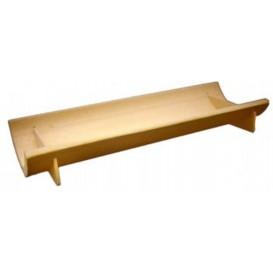 Tacki Finger Food Bambusowe - Opakowanie na wynos 20x6x3cm (200 Sztuk)