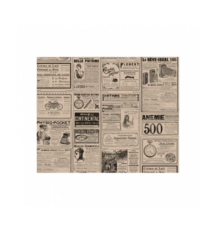 Torebka Tłuszczoodporny Times Kraft 31x38cm (1000 Sztuk)