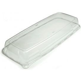 Pokrywka Plastikowe na Tacki 17x45x5 cm (25 Sztuk)