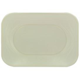 "Tacki Plastikowe PP ""X-Table"" Perła 330x230mm (60 Sztuk)"