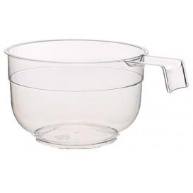 Taza de Plastico PS Transparente 120 ml (50 Unidades)