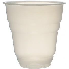 Kubki Plastikowe Vending Design Białe Satyn 166ml Ø7,0cm (100 Sztuk)