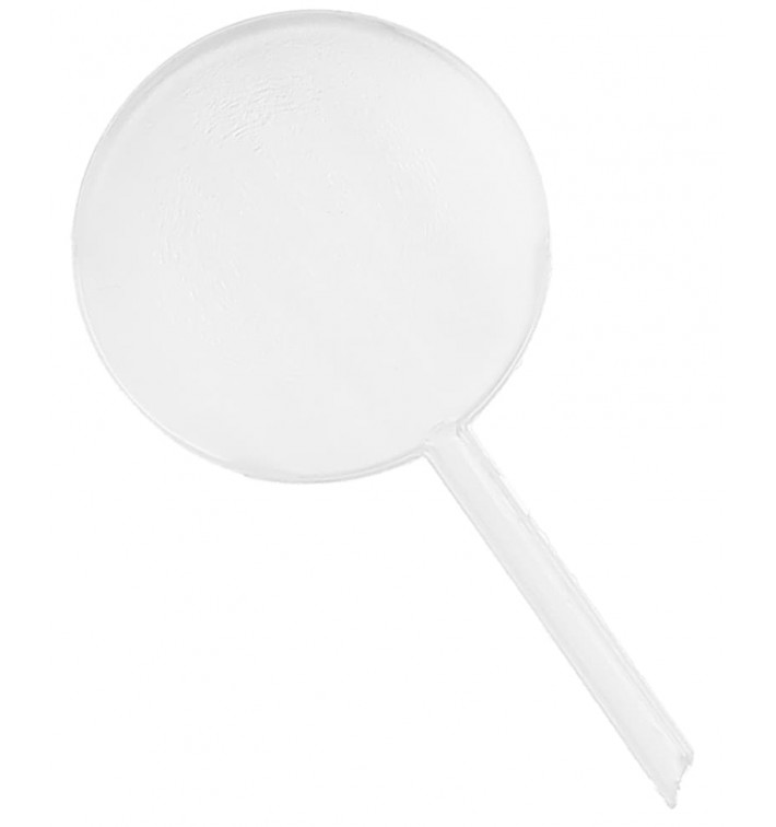 Plastic Food Grade Pipettes Ø2,8x5,5cm (25 Units)