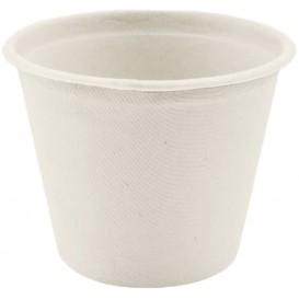 Miski Trzciny Cukrowej Białe Ø110mm 450ml (600 Sztuk)