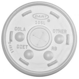 Pokrywka Plastikowe PSz z Krzyżykiem na Kubki Styropianowe Ø9,4cm (100 Sztuk)