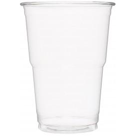 Kubki Plastikowe PET Szkło Przezroczyste 490 ml (960 Sztuk)