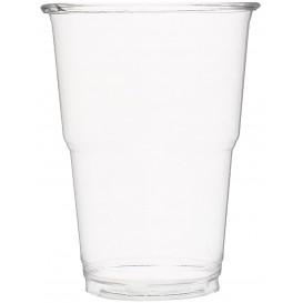 Kubki Plastikowe PET Szkło Przezroczyste 250 ml (50 Sztuk)