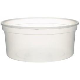 Miski Plastikowe Przezroczyste PP 350 ml Ø11,5cm (50 Sztuk)