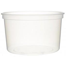 Miski Plastikowe Przezroczyste PP 500 ml Ø11,5cm (50 Sztuk)