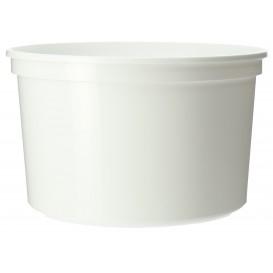 Miski Plastikowe Białe PP 500ml Ø11,5cm (50 Sztuk)