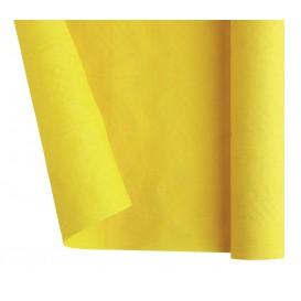 Obrus Papierowy w Rolce Żółty 1,2x7m (1 Sztuk)