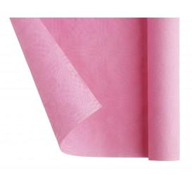 Obrus Papierowy w Rolce Różowe 1,2x7m (25 Sztuk)