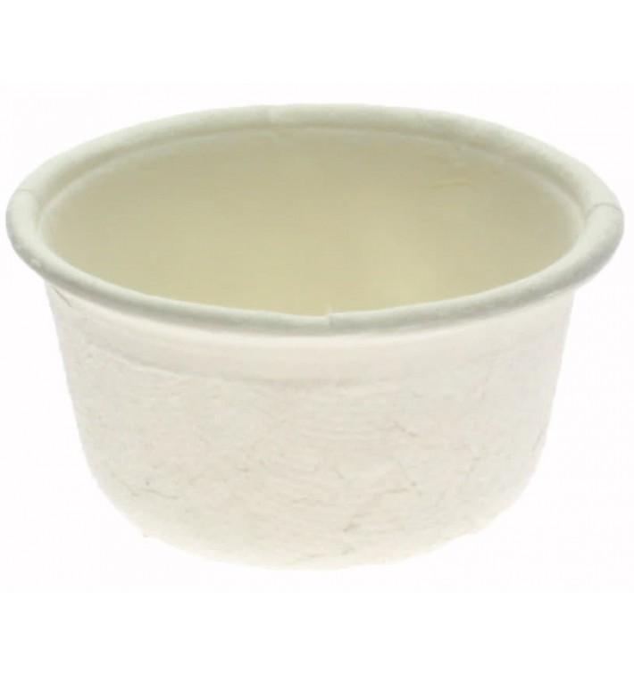 Miski Trzciny Cukrowej Bia?e Ø6,2cm 60ml (2500 Sztuk)
