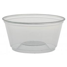 Tarrina para Helados 5 Oz/150ml Transparente PET (1.000 Uds)