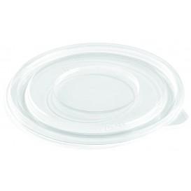Wieczko Płaskie Plastikowe na Miski PET Ø140mm (500 Sztuk)