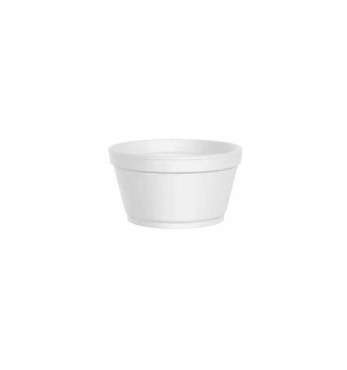 Miski Termiczni Styropianowe Białe 12 Oz/355ml Ø11,7cm (25 Sztuk)