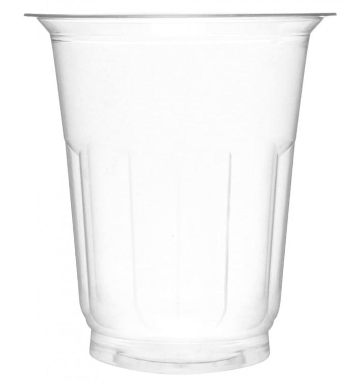 Miski Plastikowe PET Szkło 235ml Ø8,1cm (60 Sztuk)