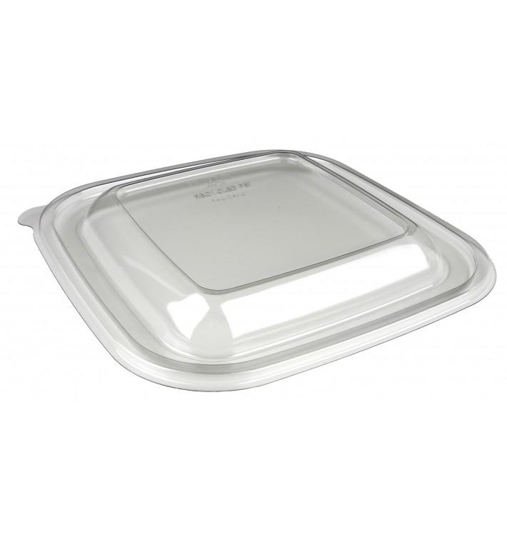 Pokrywka Plastikowe PET na Miski Zamykane na Gorąco 120x120x70mm (50 Sztuk)
