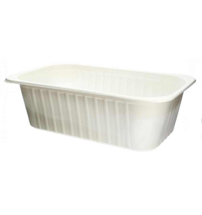 Bandeja Termosellable PP Gastronorm 240x136x80mm (220 Uds)