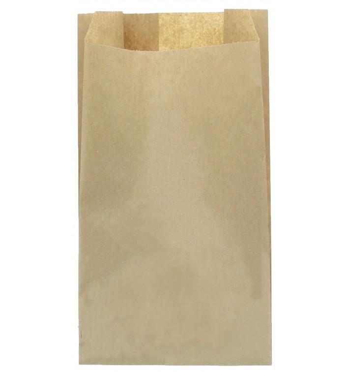 Miski Papierowe Kraft 22+11x42cm (100 Sztuk)