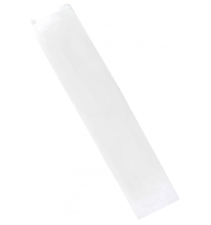 Miski Papierowe Białe 9+5x24cm (1000 Sztuk)