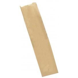 Torby Papierowe Kraft 9+5x32cm (250 Sztuk)