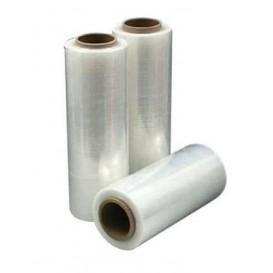 Film estirable manual 500mm 2,2Kg Transparente (6 bobinas)