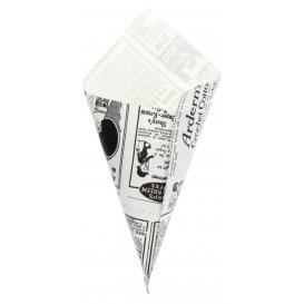 Rożek Papierowy Tłuszczoodporny Times 200mm 70g (250 Sztuk)