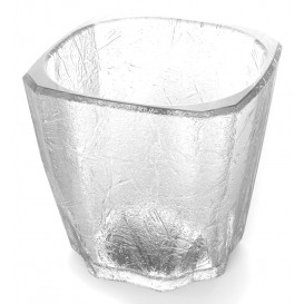 "Vaso Reutilizable SAN Mini Drink ""Cube"" 200ml (96 Uds)"