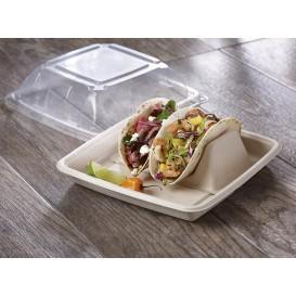 Stojak Trzciny Cukrowej na Tacos 18x11x5cm (300 Sztuk)