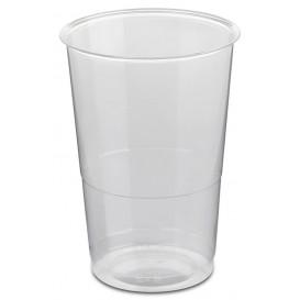 Kubki Plastikowe w Papierku PS Szkło 250ml (1000 Sztuk)