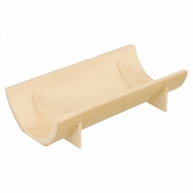 Tacki Finger Food Bambusowe - Opakowanie na wynos 10x5x2,3cm (20 Sztuk)