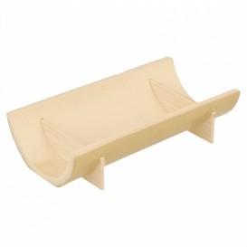 Tacki Finger Food Bambusowe - Opakowanie na wynos 10x5x2,3cm (200 Sztuk)