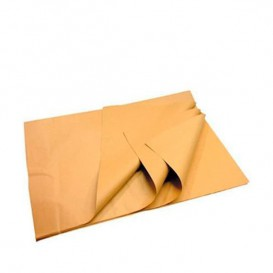 Paper Food Wrap Manila Brown 60x43cm 22g (4800 Units)