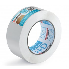 Adhesive Tape Roll PP 4,8cmx132m White (1 Unit)