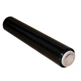 Film estirable manual 500 mm 2,8Kg Negro (1 bobina)