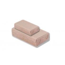 Pudełka na Czekoladki i Cukierki Kraft 20x13x5,5cm 1000g (500 Sztuk)