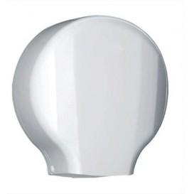 Dozownik na Papier Toaletowy 300m ABS Białe (1 Sztuk)