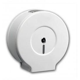 Dozownik na Papier Toaletowy 300m Epoxi Białe (1 Sztuk)